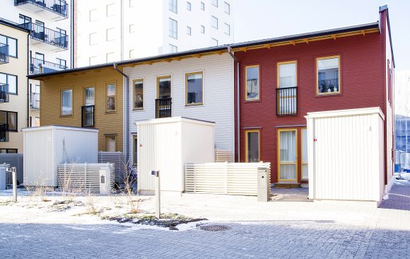 Linabergs stadsradhus Etapp 2, Annedal