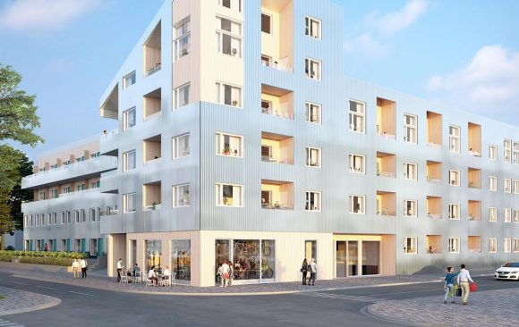 Nouvelle, Upplands Väsby