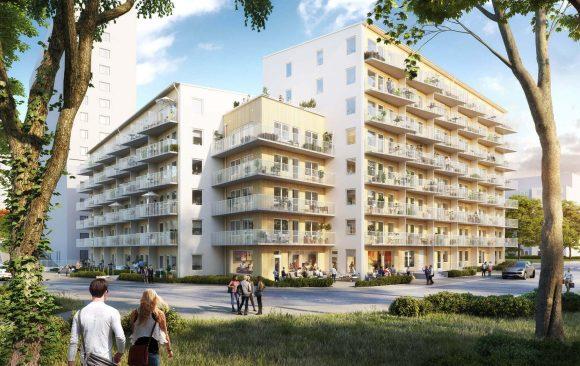 Vackra Vägen, Sundbyberg