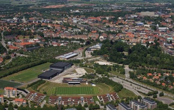 Arenatoppen, Lund