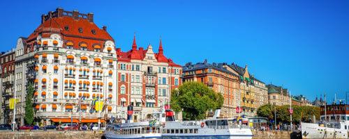 Till salu i Stockholm →